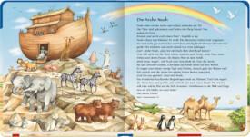Der kleine Himmelsbote - Meine erste große Kinderbibel, Pappbilderbuch, 25 Geschichten, 46 Seiten, ab 3 Jahren