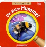 Coppenrath Verlag 62339 Buch ''Von nah zu fern! Die kleine Hummel'', Pappbilderbuch, 14 Seiten, ab 12 Monaten