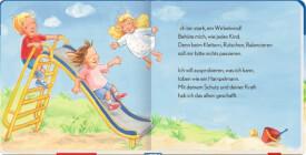 Der kleine Himmelsbote - Meine allerliebsten Schutzengelgebete, Pappbilderbuch, 20 Seiten, ab 2 Jahren