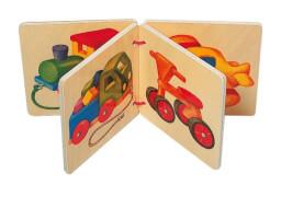 Selecta Fahrzeuge, Bilderbuch, 10 cm