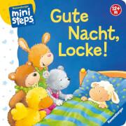 Ravensburger 41015 ministeps® Gute Nacht, Locke!