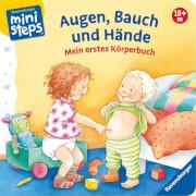 Ravensburger 41039 ministeps® Mein erstes Körperbuch: Augen, Bauch und Hände