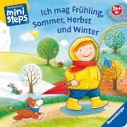 Ravensburger 41053 ministeps® Ich mag Frühling, Sommer, Herbst und Winter