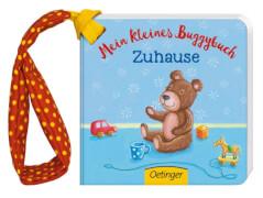 Mein kleines Buggybuch Zuhause, Pappbilderbuch, 14 Seiten, ab 12 Monaten