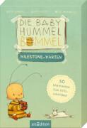 arsEdition Die Baby Hummel Bommel, Milestone Karten