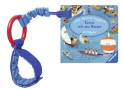 Ravensburger 43679 Mitgutsch, Wimmel-Buggybuch Wasser