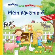 Arena - Klapp auf, schau nach. Mein Bauernhof. Pappbilderbuch, 10 Seiten, ab 2-4 Jahren. Sturm, Linda/Schmidt, Vera.
