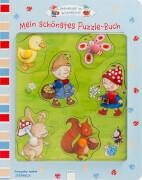 Jaekel, Franziska/STEINBECK: Mein schönstes Puzzle-Buch  Abenteuer im Wichtella