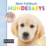 Kennst du Fühlbuch Hundebabys
