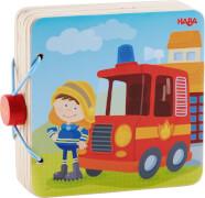 HABA Holz-Babybuch Feuerwehr