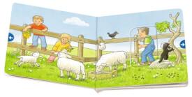 Ravensburger 041107 ministeps® Mein Schiebespaß: Alle meine Tiere