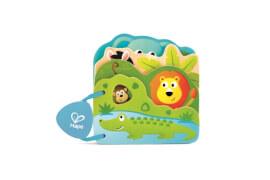 Hape Baby-Buch ''Tiere in der Wildnis''