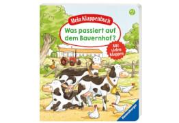 Ravensburger 43746 Rupp, Mein Klappenbuch: Bauernhof