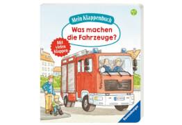 Ravensburger 43748 Rupp, Mein Klappenbuch: Fahrzeuge