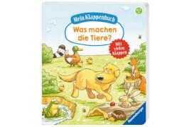 Ravensburger 43749 Rupp, Mein Klappenbuch: Tiere