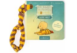 Ars Edition - Buggy Buch Baby Hummel Bommel, Meine Welt. Pappbilderbuch, 12 Seiten, 1-3 Jahren