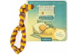 Ars Edition - Buggy Buch Baby Hummel Bommel, Schlaf schön. Pappbilderbuch, 12 Seiten, ab 1-3 Jahren