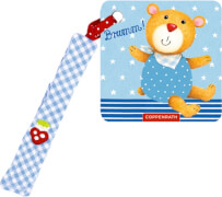 Mein Babyglück-Buggybuch: Brumm! Pappbilderbuch, 12 Seiten, ab 0 Jahren