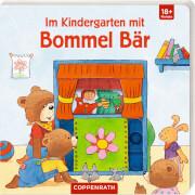 Im Kindergarten mit Bommel Bär, Pappbilderbuch, 12 Seiten, ab 1 - 3 Jahre