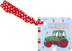 Arena - Abenteuer im Wichtelland. Mein liebstes Buggybuch - Fahrzeuge. Pappbilderbuch, 12 Seiten, ab 1-3 Jahren. Steinbeck Walte