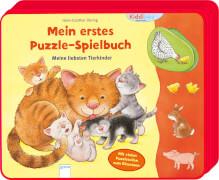 Döring, Hans-Günther: Kiddilight  Mein erstes Puzzle-Spielbuch  Meine liebsten Tierkinder