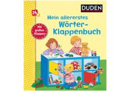 Duden: 24+ Wörter-Klappenbuch