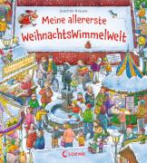 Loewe Meine allererste WeihnachtsWimmelWelt