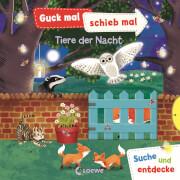 Loewe Guck mal, schieb mal! Suche und entdecke - Tiere der Nacht