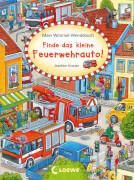 Loewe Mein Wimmel-Wendebuch - Finde das kleine Feuerwehrauto! / Finde die Piratenflagge!