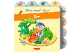 HABA Meine ersten Wörter - Zoo