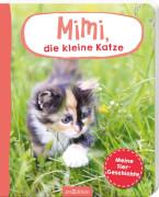 Erste Fotogeschichte, Mimi die kl. Katze