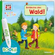 Tessloff BOOKii® WAS IST WAS Kindergarten Entdecke den Wald