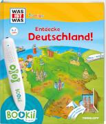 Tessloff BOOKii® WAS IST WAS Junior Entdecke Deutschland!