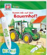 Tessloff BOOKii® WAS IST WAS Junior Komm mit auf den Bauernhof!