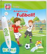 Tessloff BOOKii® WAS IST WAS Junior Auf gehtŽs zum Fußball!
