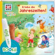 Tessloff BOOKii® WAS IST WAS Kindergarten Erlebe die Jahreszeiten!
