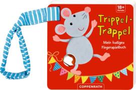 Trippel-Trappel - Mein lustiges Fingerspiel-Buggybuch