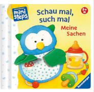 Ravensburger 041169 Schau mal, such mal: Meine Sachen