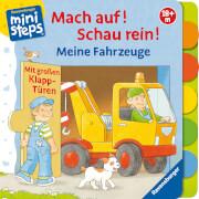 Ravensburger 041190 Mach auf! Schau rein! Meine Fahrzeuge