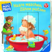Ravensburger 041213 Haare waschen, Zähne putzen
