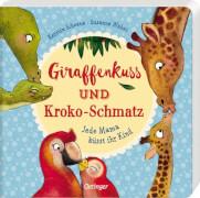 Weber, Giraffenkuss und Kroko-Schmatz