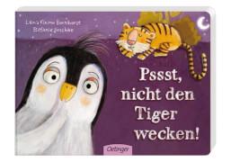 Bornhorst, Pssst, nicht Tiger wecken!