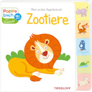 Tessloff Mein erstes Registerbuch. Zootiere