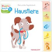 Tessloff Mein erstes Registerbuch. Haustiere