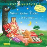 Lesemäuschen: Wenn kleine Tiere träumen...