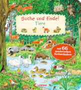 Loewe Suche und finde! - Tiere