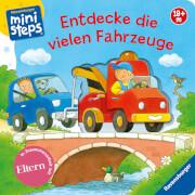 Ravensburger 31784 Bliesener,Entdecke vielen Fahrzeuge,18+m