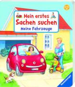 Ravensburger 43801 Mein erstes Sachen suchen: Fahrzeuge