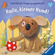 Ravensburger 43805 Fingerpuppenbuch: Hallo, kleiner Hund!