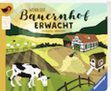 Ravensburger 43818 Edition Piepmatz Wenn Bauernhof erwacht